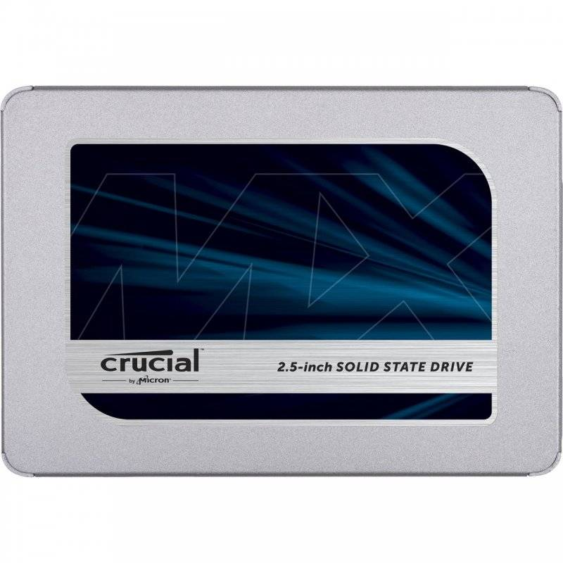 "Crucial MX500 2,5"" SSD, SATA 6G - 1 TB - 1"