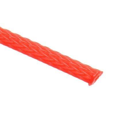 Techflex Flexo PET Sleeve 3mm - Red Neon, 1m - 1