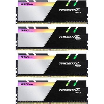 G.Skill Trident Z Neo Series, DDR4-3600, CL16 - 64 GB Quad-Kit - 1
