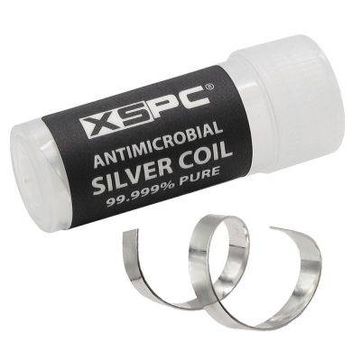 XSPC Antimicrobial Silver Spiral - 1