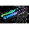 G.Skill Trident Z RGB Series, DDR4-2400, CL 15 - 16 GB Dual-Kit - 3