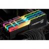 G.Skill Trident Z RGB Series, DDR4-3200, CL 16 - 32 GB Quad-Kit - 4