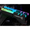 G.Skill Trident Z RGB Series, DDR4-3600, CL 17 - 32 GB Dual-Kit - 4