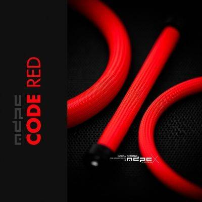 MDPC-X Sleeve BIG - Code-Red, 1m - 1