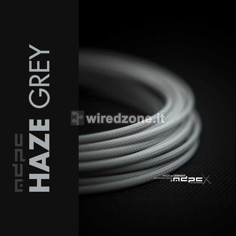 MDPC-X Sleeve Small - Haze-Grey, 1m - 1