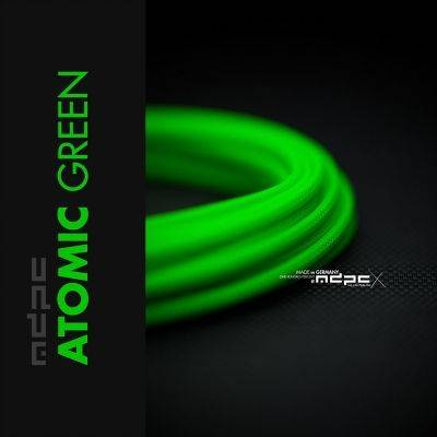 MDPC-X Sleeve Small - Atomic-Green UV, 1m - 1