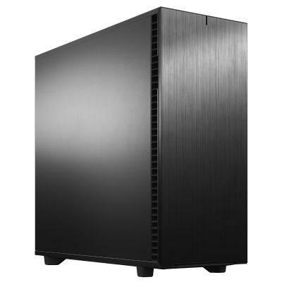 Fractal Design Define 7 XL Big-Tower - Insulated, Black - 1
