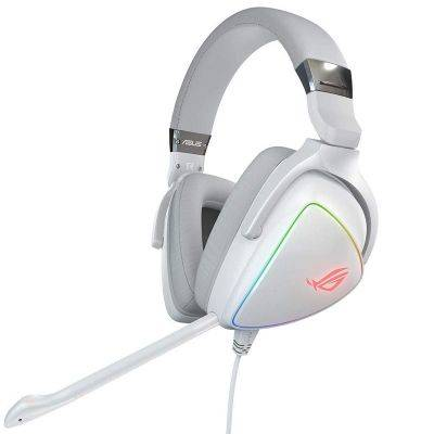 ASUS ROG Delta White Edition Stereo Gaming Headset - 1
