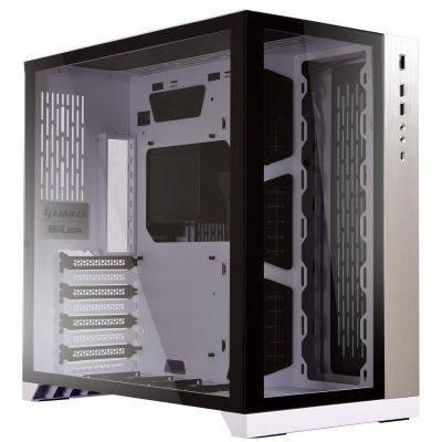 Lian Li PC-O11DW Dynamic Mid-Tower - White Window - 2