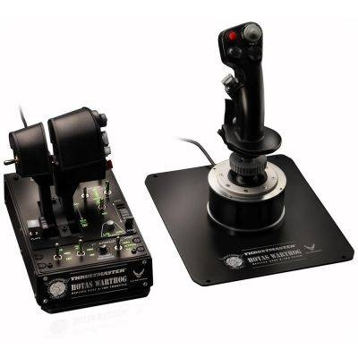 Thrustmaster Hotas Warthog Joystick for PC - 1