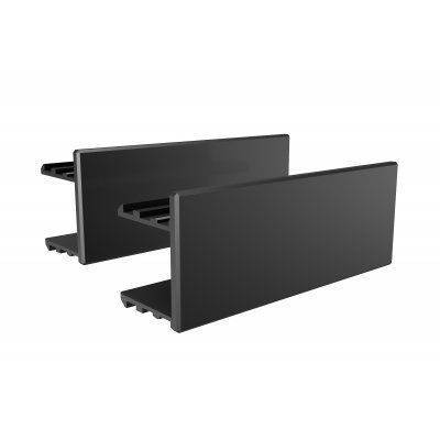 be quiet! Dark Base 900 / Pure Base 600 HDD Slot Cover - Black - 1