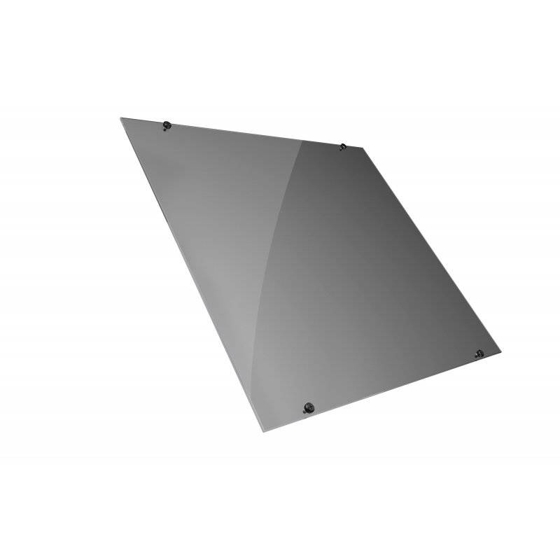 be quiet! Pure Base 600 Tempered Glass Window Side Panel - 1