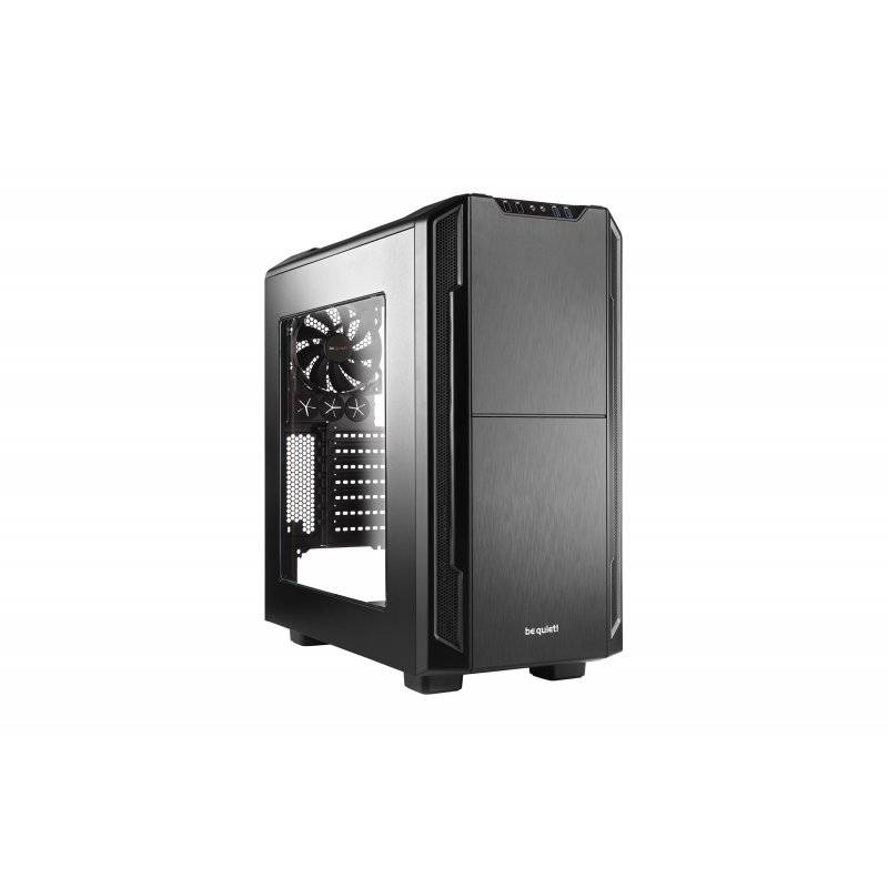 be quiet! Silent Base 600 Mid-Tower - Black Window - 1