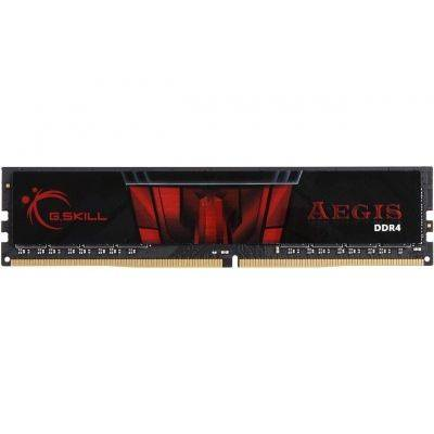 G.Skill AEGIS Series Black, DDR4-3000, CL16 - 8 GB - 1