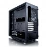 Fractal Design Define Mini C Micro ATX Case - Black - 2