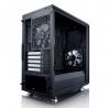 Fractal Design Define Mini C Micro ATX Case - Black - 3