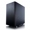 Fractal Design Define Mini C Micro ATX Case - Black - 4