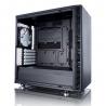 Fractal Design Define Mini C Micro ATX Case - Black - 5
