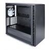 Fractal Design Define Mini C Micro ATX Case - Black - 6