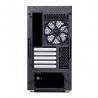 Fractal Design Define Mini C Micro ATX Case - Black - 10