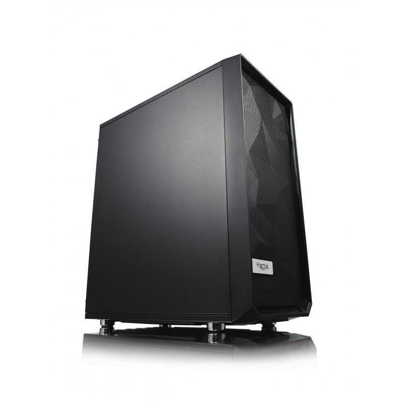 Fractal Design Meshify C Mid-Tower - Black - 1