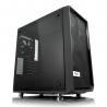 Fractal Design Meshify C Mini Dark TG Micro ATX Case, Window - Black - 1