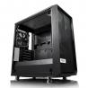 Fractal Design Meshify C Mini Dark TG Micro ATX Case, Window - Black - 2