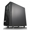 Fractal Design Meshify C Mini Dark TG Micro ATX Case, Window - Black - 4