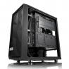 Fractal Design Meshify C Mini Dark TG Micro ATX Case, Window - Black - 5