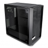 Fractal Design Meshify C Mini Dark TG Micro ATX Case, Window - Black - 7
