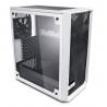 Fractal Design Meshify C White Tempered Glass Mid-Tower - White - 1