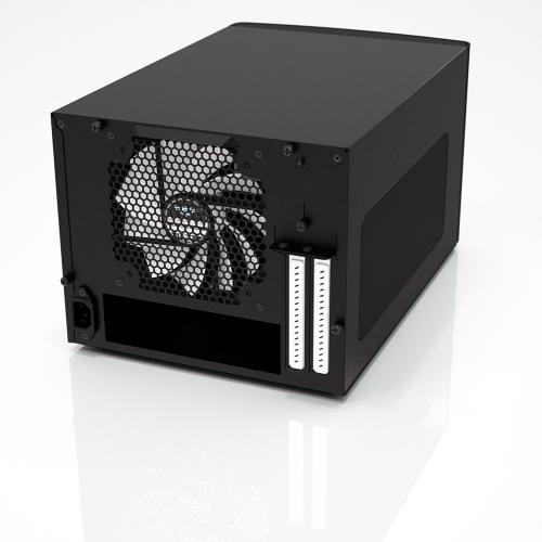 Fractal Design Node 304 Mini-ITX Case - Black - 1