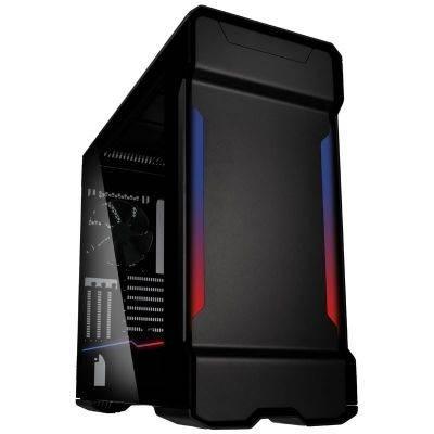PHANTEKS Enthoo Evolv X Mid-Tower RGB - Satin Black Window - 1