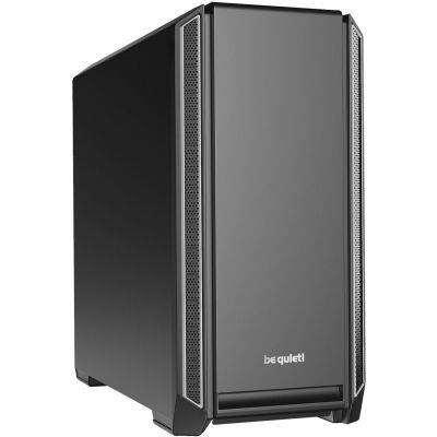 be quiet! Silent Base 601 Mid-Tower - Silver - 1