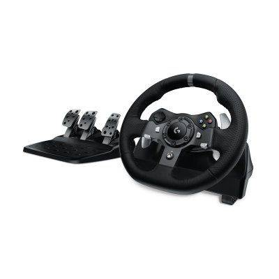 Logitech G920 Driving Force Steering Wheel For XBOX ONE PC