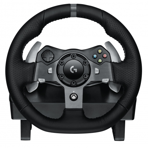 Logitech G920 Driving Force Steering Wheel For XBOX Series X-S, XBOX One, PC - 1
