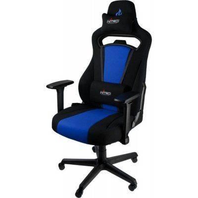 Nitro Concepts E250 Gaming Chair - Galactic Blue - 1