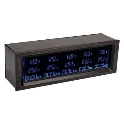 Lamptron CP530 Automatic Fan Control - RGB, Black - 1