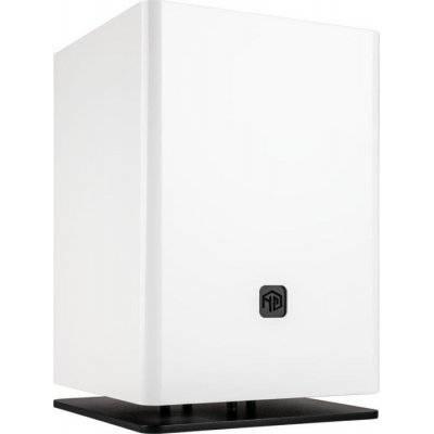 HGC Osmi 3.1 Aluminium Mini-ITX Case - White - 1