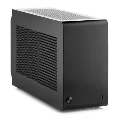 DAN Cases A4-SFX V4 Mini-ITX Gaming Case - Black - 1