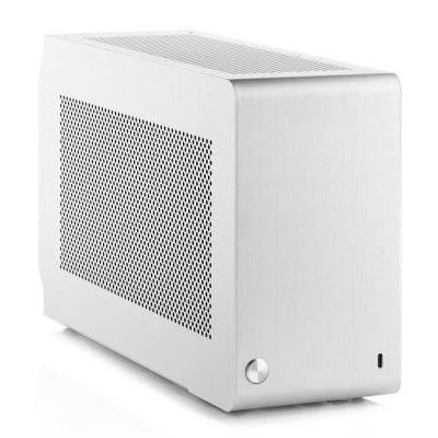 DAN Cases A4-SFX V4 Mini-ITX Gaming Case - Silver - 1
