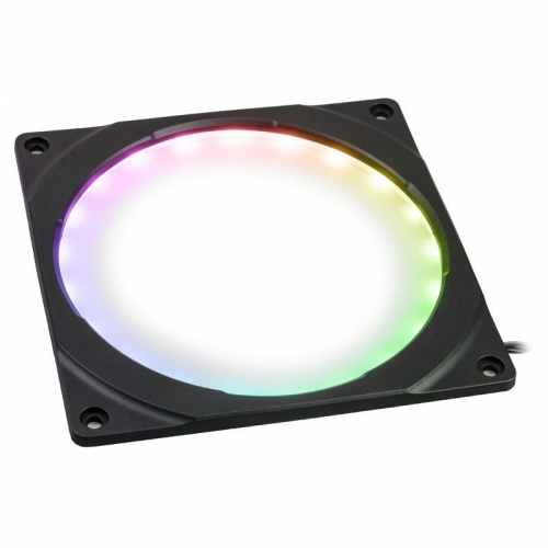 PHANTEKS Halos Digital 140mm Frame, Digital-RGB - Black - 1