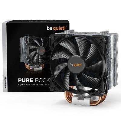 be quiet! Pure Rock 2 CPU Cooler - 120mm - 1