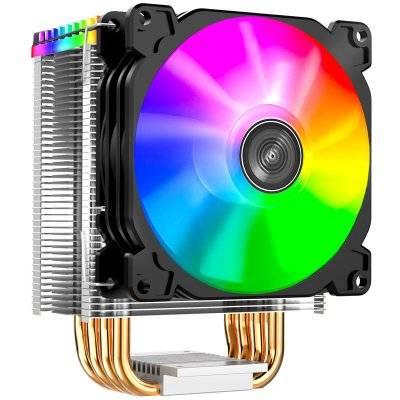 Jonsbo CR-1400 CPU Cooler, ARGB - 92mm, Black - 1