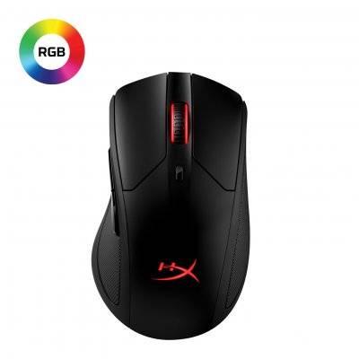 HyperX Pulsefire Dart Wireless Gaming Mouse - Black