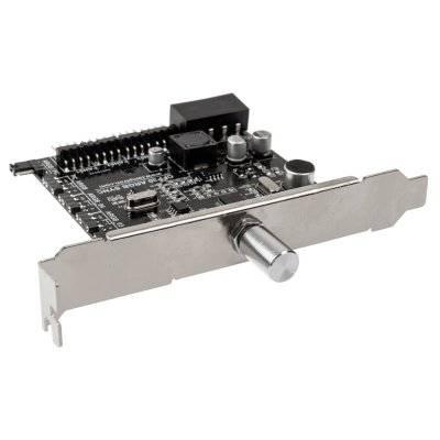 Lamptron CFP30B Sync Edition PCI ARGB Fan + LED Controller - Silver - 1