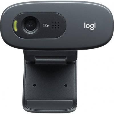 Logitech HD C270 Webcam - 1