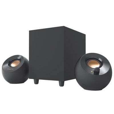 Creative Pebble Plus 2.1 Speaker - Black - 1