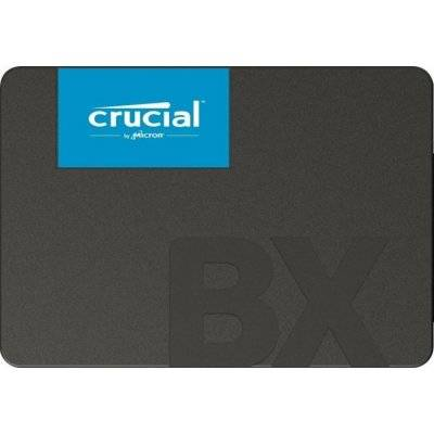 "Crucial BX500, 2,5"" SSD, SATA 6G, 3D-NAND TLC - 2 TB - 1"