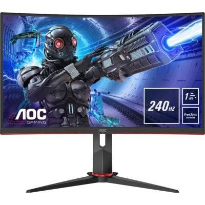"AOC C32G2ZE, 80,01 cm (31,5""), 240Hz, FreeSync, VA - DP, HDMI - 1"